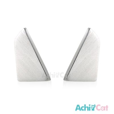 AchiCat 925純銀耳環 碎片