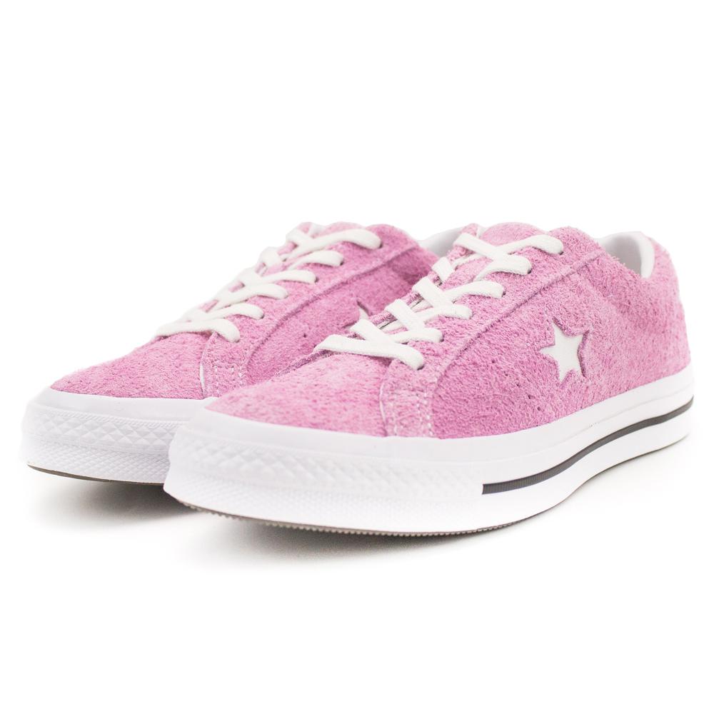 CONVERSE-男女休閒鞋159492C-粉紅