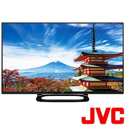 JVC 43吋 FHD液晶顯示器+視訊盒 43E