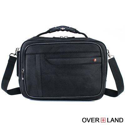 OVERLAND-美式十字軍x率性筆電三用後背包
