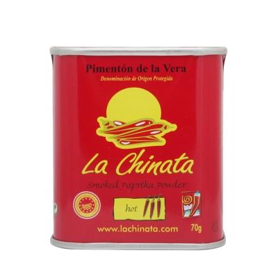 西班牙La Chinata 煙燻紅椒粉(70g)