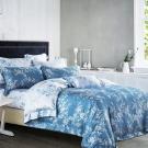 Ania Casa 天絲 TENCEL--雙人鋪棉兩用被套床包四件組- 雙色羅曼史