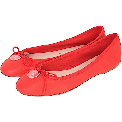 anna baiguera Annette 蝴蝶結芭蕾舞鞋(37號/展示品)