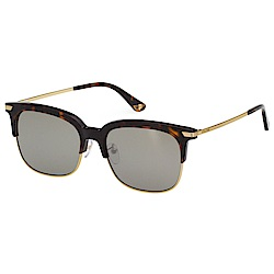 POLICE 水銀面太陽眼鏡 (琥珀色) SPL464G