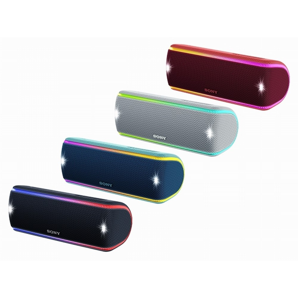 SONY可攜式無線防水藍牙喇叭SRS-XB31