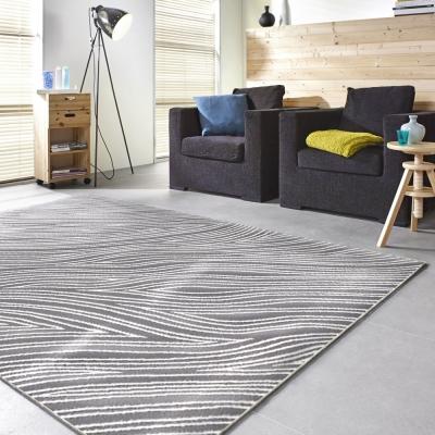 妮絲 進口仿羊毛地毯 - 紋舞 (200 x 290cm)