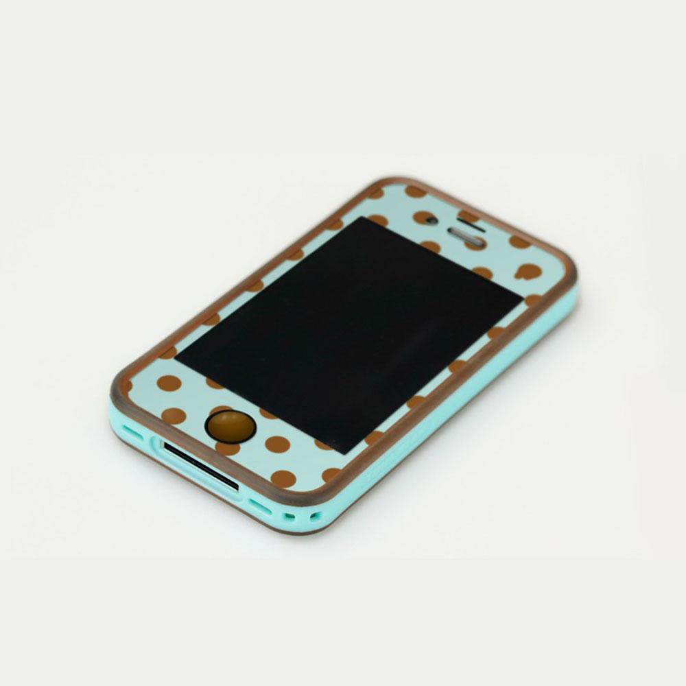 TUNEWEAR POPTUNE for iPhone 4S 保護組