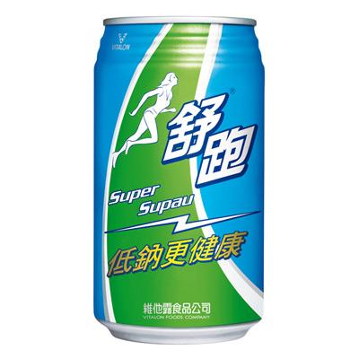 舒跑運動飲料-335mlx6入