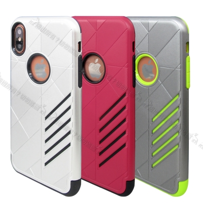 VXTRA 神盾 iPhone X / iPhoneX 防滑雙料手機殼