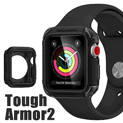 韓國Spigen Tough Armor 2 Apple Watch運動型防刮保護殼