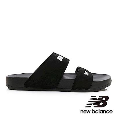 New Balance 涼拖鞋 SD1601BBW-D 中性黑色