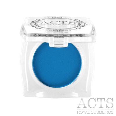 ACTS維詩彩妝 霧面純色眼影 湛藍A404