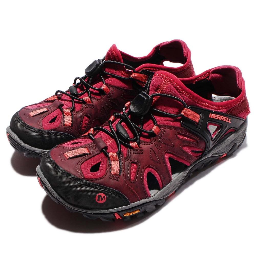 Merrell All Out Blaze Sieve 女鞋