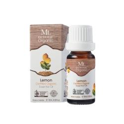澳洲Mt.retour有機檸檬單方精油10ml