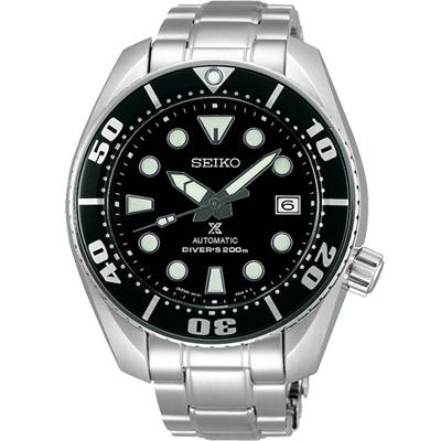 (無卡分期6期)SEIKO PROSPEX 200米潛水機械錶(SBDC031J)-45mm