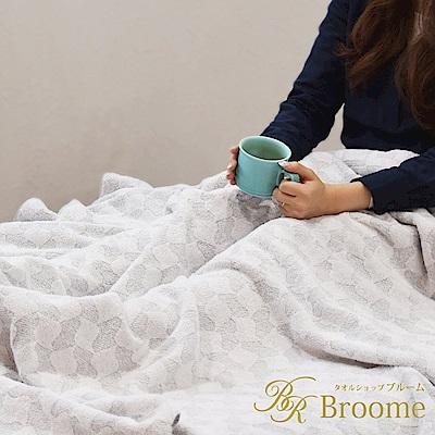 Broome IKOI 今治毛巾毯 (薰衣草灰)