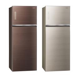 Panasonic國際牌 485L 1級變頻2門電冰箱 NR-B489TG