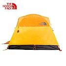 The North Face北面款黃色防水透氣雙人帳篷