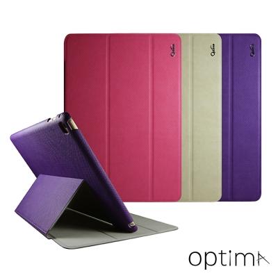 Optima iPad mini3 義大利皮革保護套 針織系列