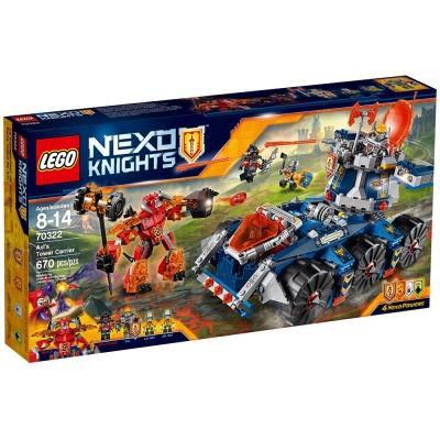 LEGO樂高 未來騎士團系列 70322 艾克索的塔防戰鬥車(7Y+)