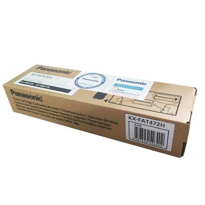 Panasonic國際牌 KX-FAT472H 碳粉匣(單支裝) 原廠公司貨