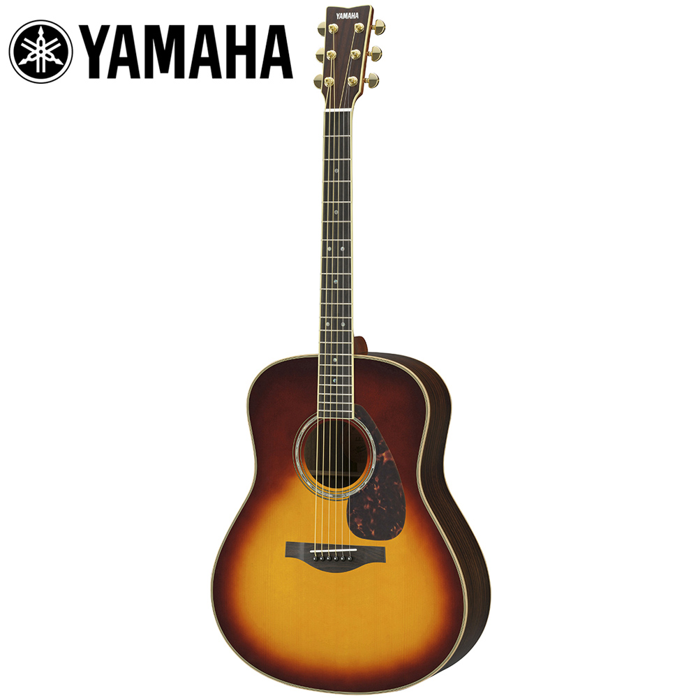 YAMAHA LL16ARE BSB 民謠木吉他 咖啡漸層色 @ Y!購物