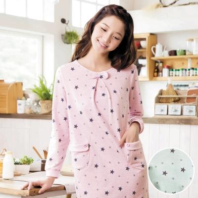 華歌爾睡衣 甜心教主M-L 睡衣裙裝(星淺綠)