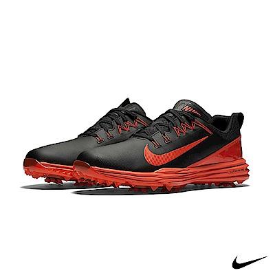 NIKE 男子高爾夫球鞋 黑 849969-001