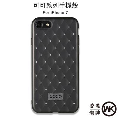 WK Design香港潮牌 iPhone 7 COCO 手機殼