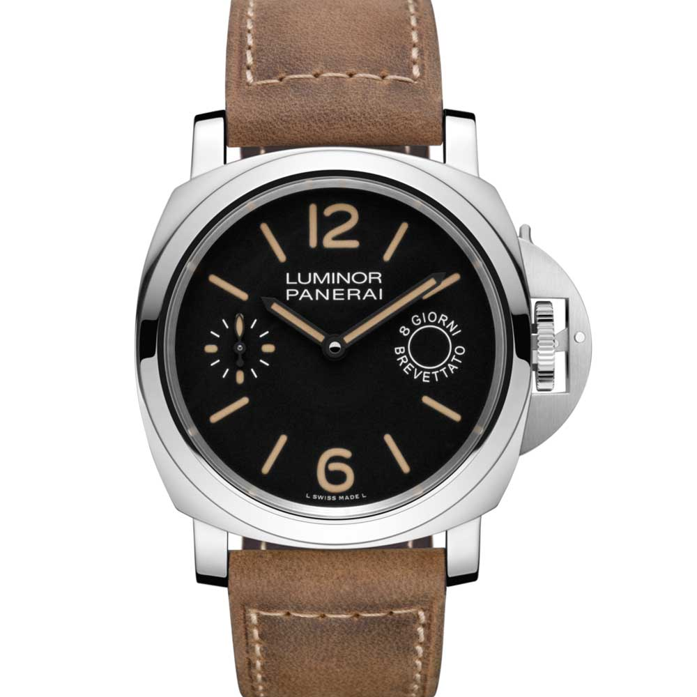 PANERAI 沛納海PAM00590 Luminor 1950 8日動力儲存-44mm