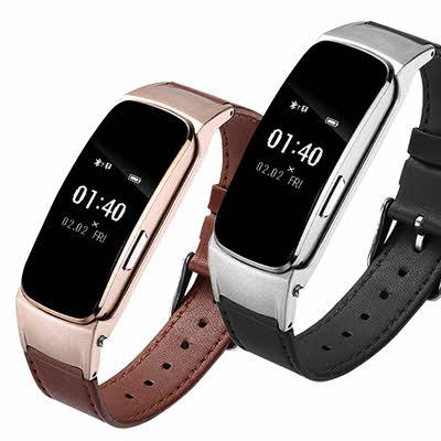IS愛思 ME8HO 通話耳機款運動健康管理智慧手環