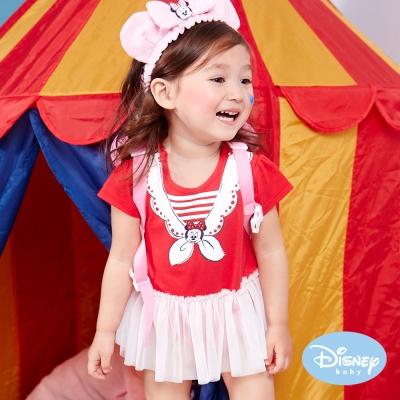 Disney Baby 俏皮芭蕾米妮遊戲褲 紅色