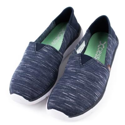 XCESS-女休閒鞋GW051NVY-雲彩藍