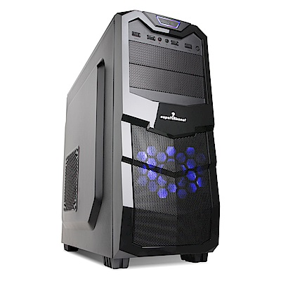 微星 PLAYER【明鏡之蝶】Intel i3-8100 四核心 極速文書電腦