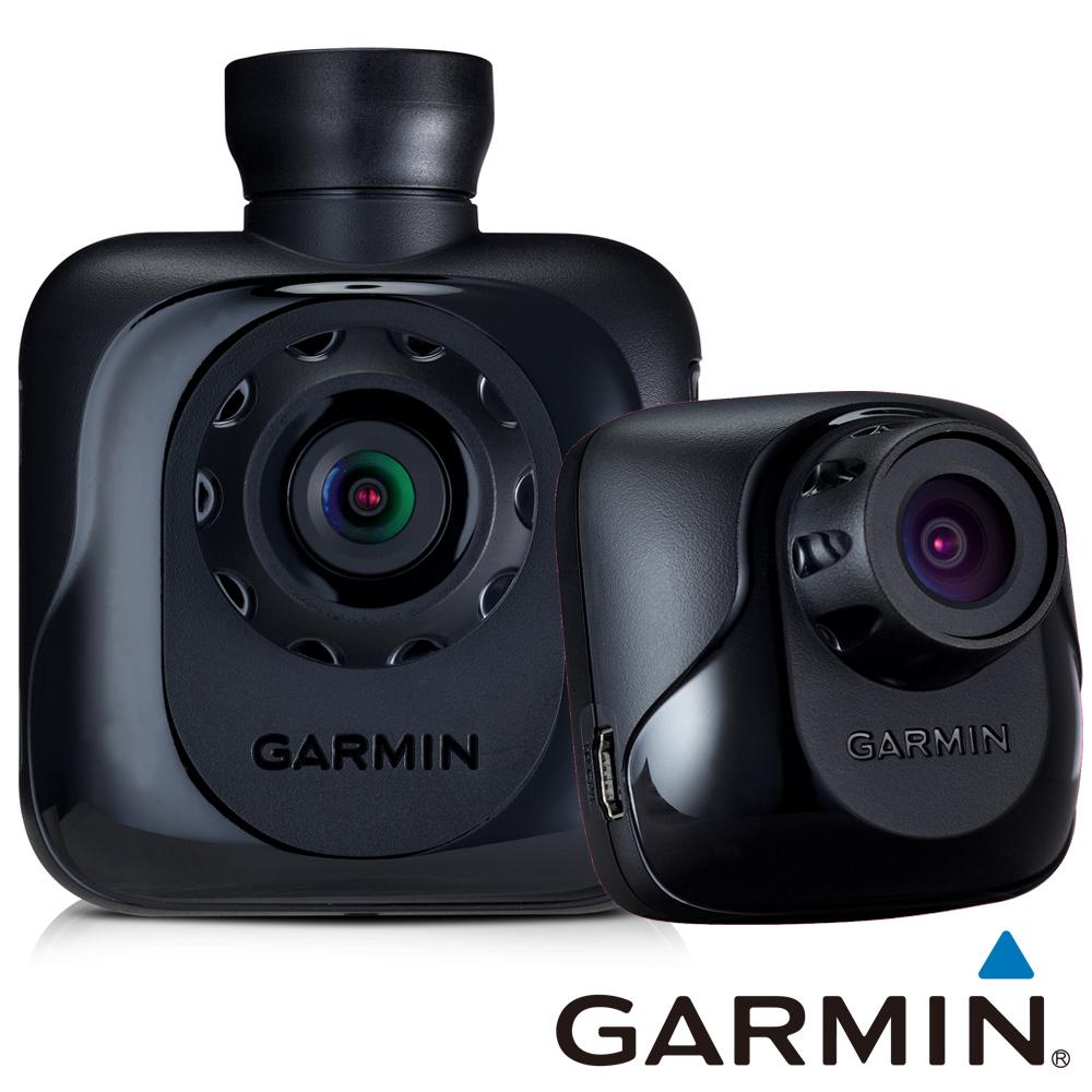 [快] GARMIN GDR35D 高畫質Full HD廣角雙鏡頭行車記錄器