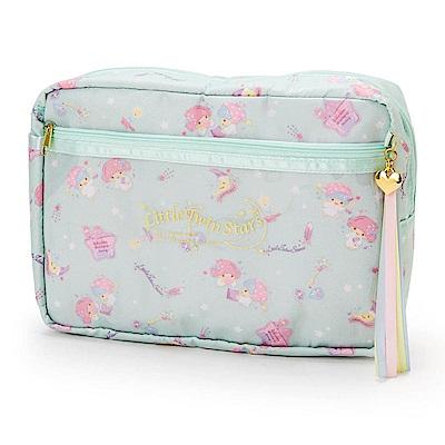 Sanrio 雙星仙子幸福女孩系列第二彈A5尺寸防潑水收納包/包中包