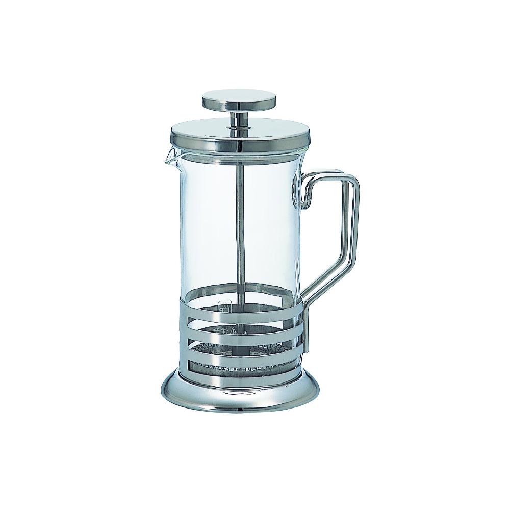 HARIO-流線濾壓茶壺2杯 / THJ-2SV