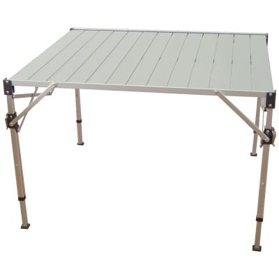 COLOR 鋁合金隨行收捲桌-大(三段高度)