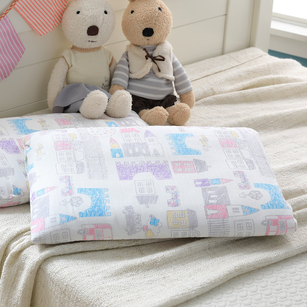 IN HOUSE-3D嬰兒水洗枕-娃娃國