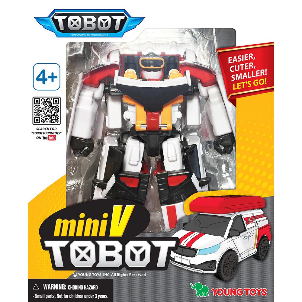 TOBOT機器戰士迷你冒險V