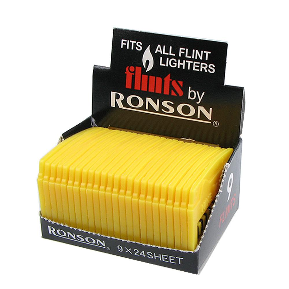 【RONSON】打火機專用打火石-1盒24組入