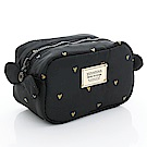 VOVAROVA空氣包-裝不滿化妝包-心空閃耀(黑)