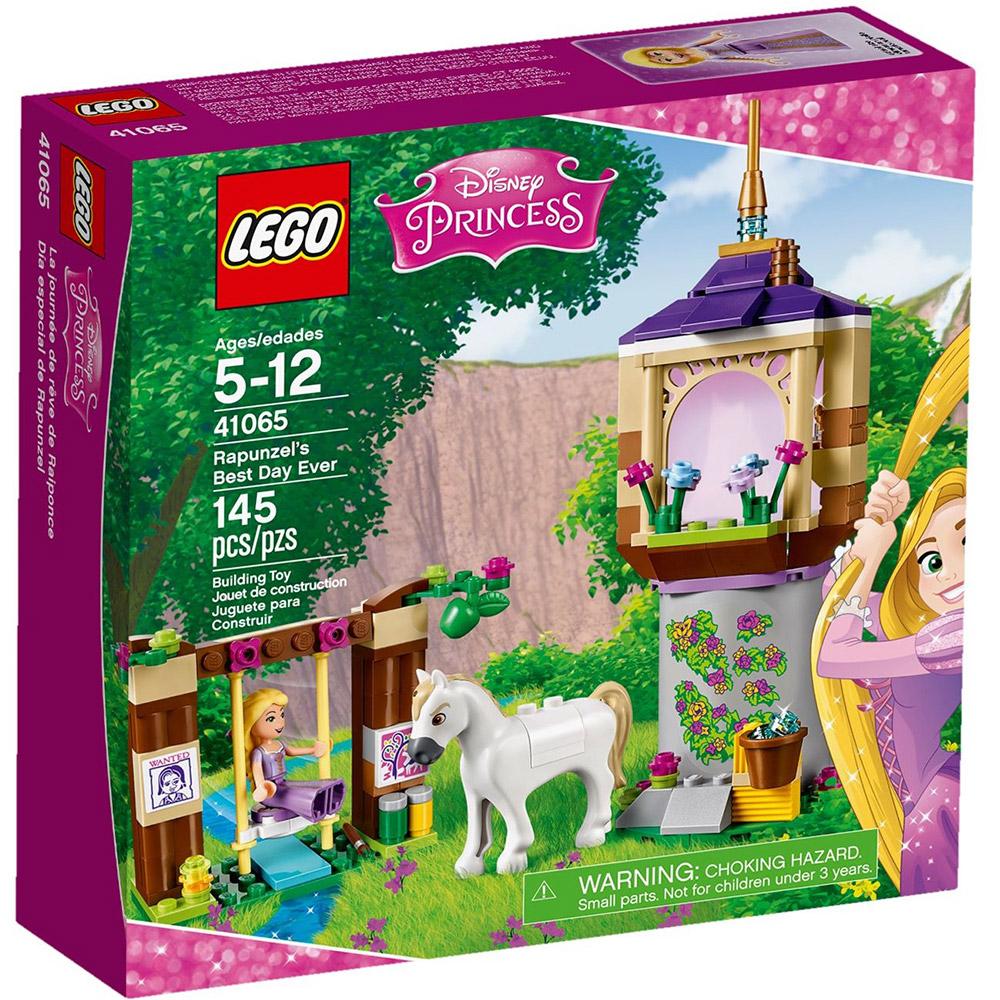 LEGO樂高 迪士尼公主系列 長髮公主 41065 樂佩最美好的一天