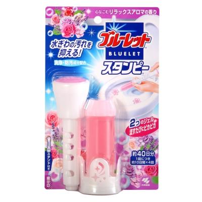 Kobayashi 馬桶用消臭凝膠條狀-舒緩花香(28g)