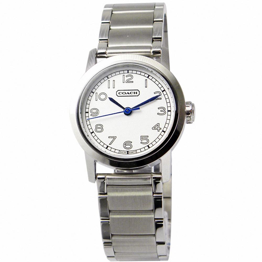COACH Bleeker 簡潔魅力時尚女錶-27mm