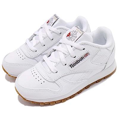 Reebok 休閒鞋 Classic Leather 童鞋