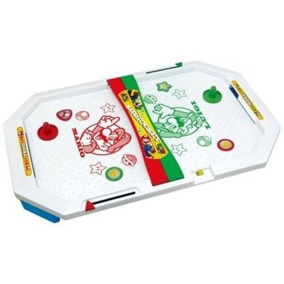 日本EPOCH 超級瑪莉歐桌遊 桌上冰球 原廠公司貨EP07141