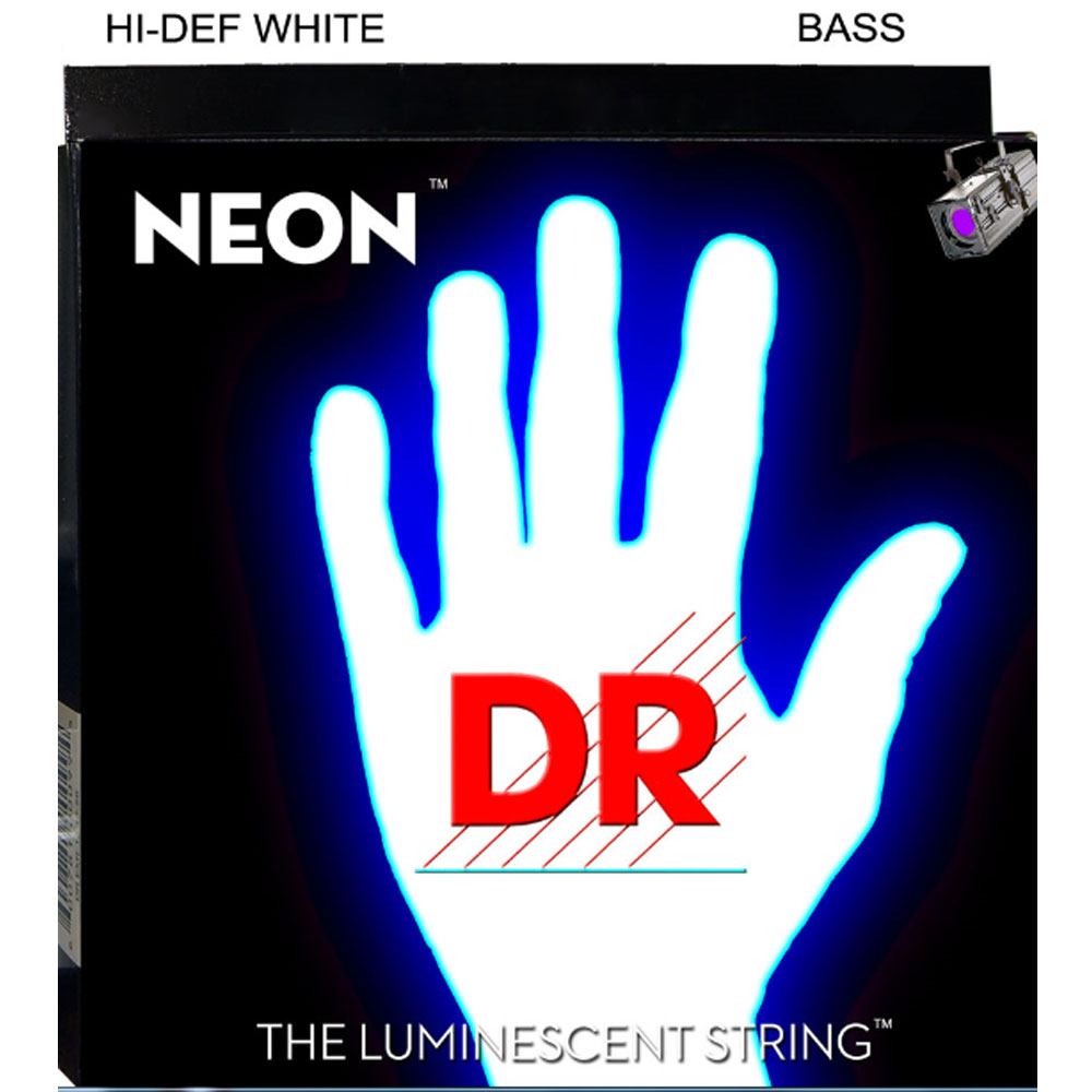 DR DRXB-NWB-45 夜光貝斯套弦四弦款