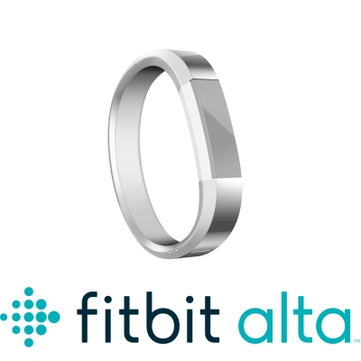 Fitbit Alta 金屬手環帶(不鏽鋼)