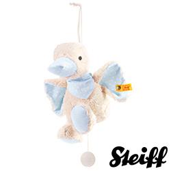STEIFF泰迪熊 - 嬰幼兒玩偶音樂鈴Gadwall Music Box
